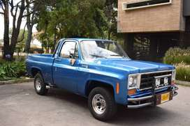 Chevrolet Silverado C - 10 1975 Restaurada 100%