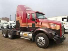 Camión Tracto Kenworth T800 año 2014