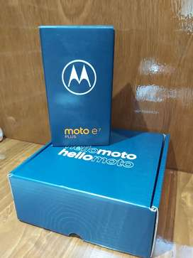 Vendo Moto E7 Plus Lanzamiento!!!