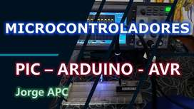 Proyectos ARDUINO PIC AVR Electrónica y Automatización