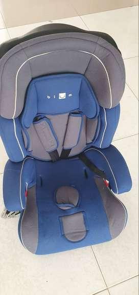 Silla de bebe para carro - BIUM