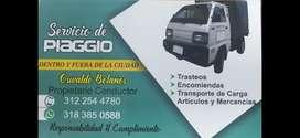 Servicio de Piaggio
