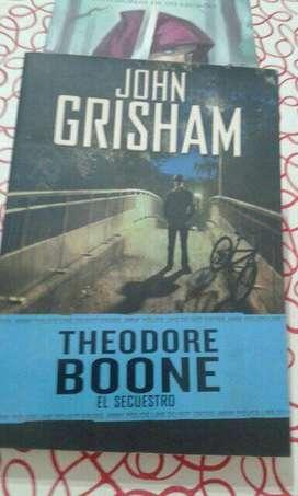 El secuestro de John Grisham