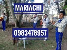 Mariachis en Quito hoy domingo disponible todo sector