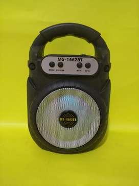 Parlante con Bluetooth