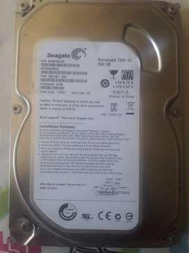 Vendo disco duro barracuda de 500 gb