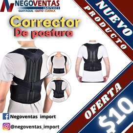CORRECTOR DE POSTURA REFORZADO EN OFERTA ÚNICA DE NEGOVENTAS
