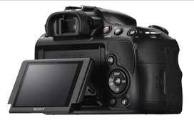 Vendo cámara profesional SONY SLT-A58