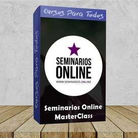 Seminarios Online Masterclass / Mauricio Duque