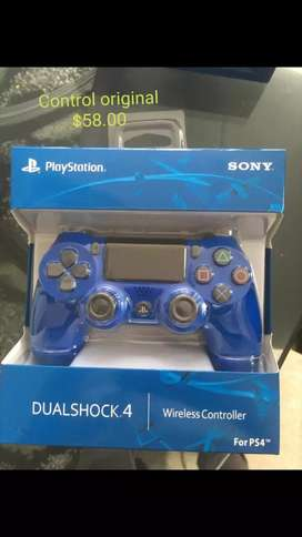 Controles de PS4, originales