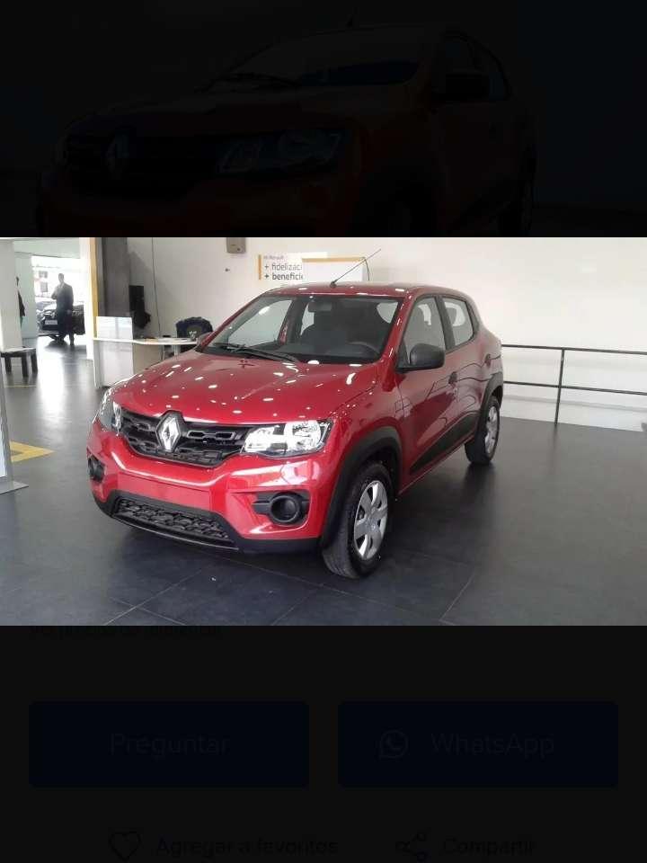 Renault Kwid Zen 1.0 0