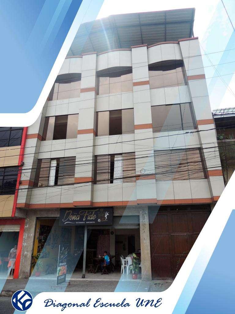 venta-edificio-departamentos-casa -Diagonal a la Escuela UNE 0