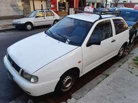 Seat Ibiza 3p 1.4 Blanco 1997
