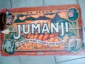 Juego De Mesa Jumanji Juego De La Selva Original