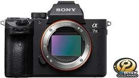 Camara Sony Alpha a7III – Cuerpo