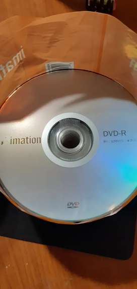 Dvd virgen IMATION