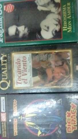 200 peliculas joyas en VHS