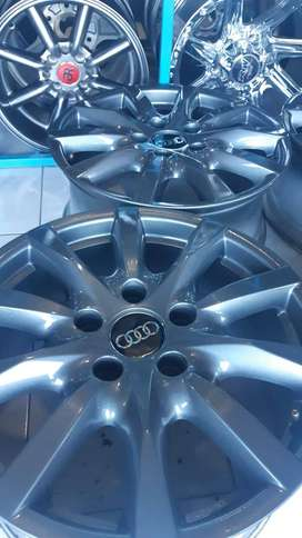4 Aros Para Audi Q7 Originales Made in Poland 5 Huecos 130mm iTyres Quito
