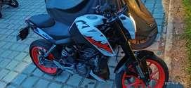 Vendo KTM Duke 200 2020