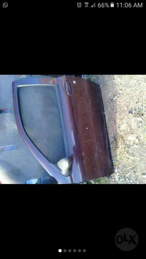 Puerta Izq Fiat Palio Orig Completa 0