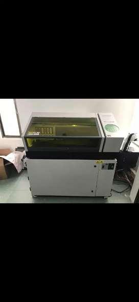 ¡¡De remate!! Impresora Roland Lef-200 Imprime sobre PVC y plástico, cristal, madera, tela, cartón,  cuero y muchos más