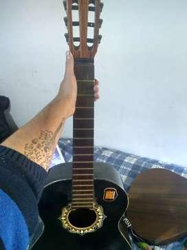Guitarra Fonseca Negra