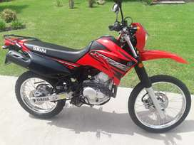 Vendo xtz 250 impecable