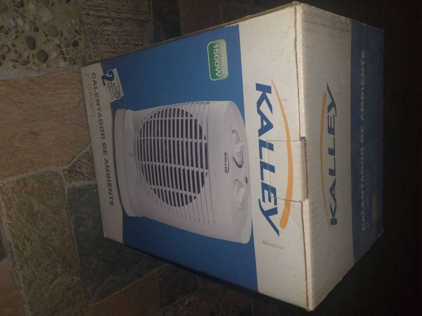 Calentador de ambiente Kalley 0