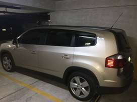 Vendo camioneta Chevrolet Orlado 2013 - 25199 kilómetros