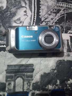 Se vende cámara