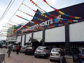 ARRIENDO LOCAL EN SAN ANDRESITO NORTE LOCAL F3 | ADMON. INCLUIDA.