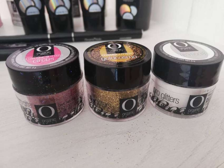 Glitter Organic - Liquidación de inventario