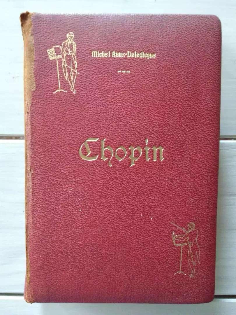 Libro La Vida Romántica De Federico Chopin Michel Deledicque (Ver DESCUENTOS) 0