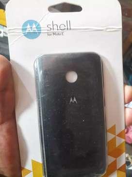 Motorola  tapa como ven en su mica