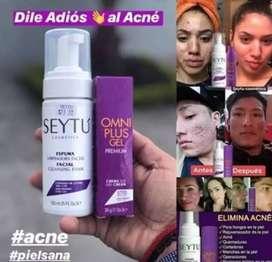 Kit acné para todo tipo de piel