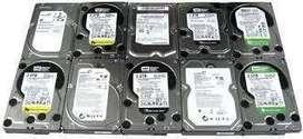 Disco s duro s 1 tera - 500gb - 320gb - 250gb - 160gb - 80gb SATA / IDE DESDE  //////