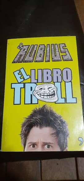 EL LIBRO TROLL DEL RUBIUS