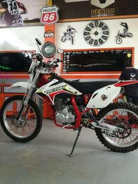 FACTORY 250cc