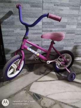 Vendo bici para nena