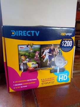 Antena Directv pre pago