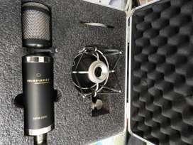 Marantz Mpm-2000 - Microfono Condenser Grabacion Hd Estuche