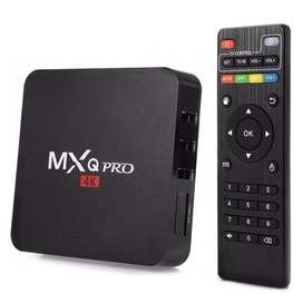 Covertidor a smartv TVBOX 1g 2g y 4G