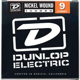 Encordado Jim Dunlop U.S.A. ELECTRICA-CLASICA-ACUSTICA-UKELELE