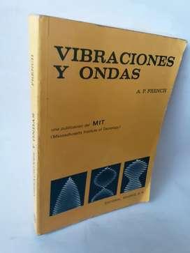 Vibraciones y ondas A P fench editorial reverte Instituto Tecnológico de Massachusetts