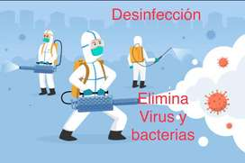 Desinfeccion virus y bacterias