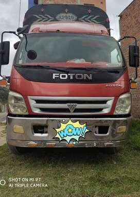 Turbo Foton bj 5129