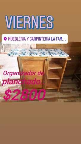 Organizador de planchado.. $2800