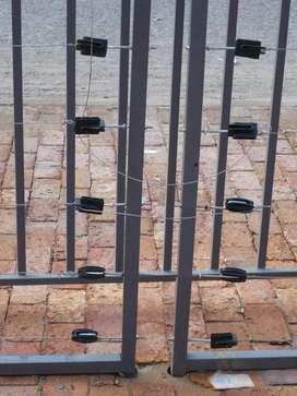 cercas electricas Con Andamios Formaletas Equipos Construcción Ranas Concreto Vibradores Mezcladoras