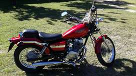 HONDA REBEL 250CC Mod. '98