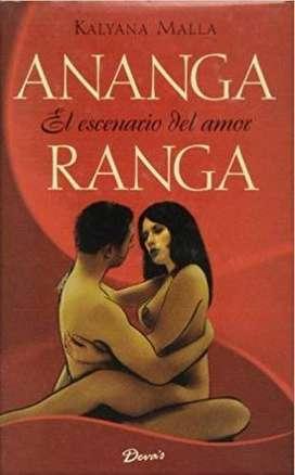 Libro Ananga Ranga  Editorial Deva's
